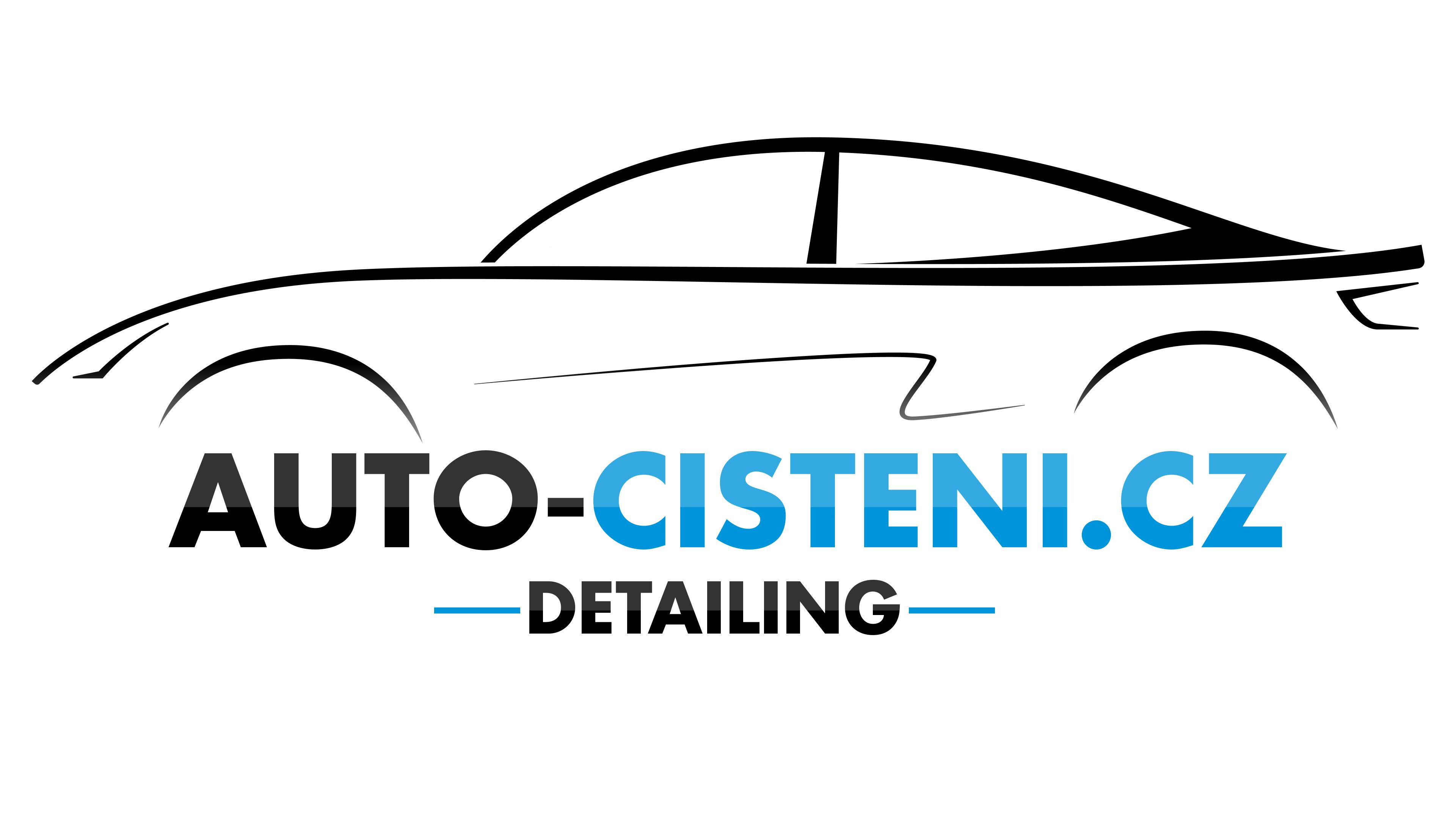 Grafická tvorba: Branding pro auto-cisteni.cz – Leták, vizitky, bannery a cedule